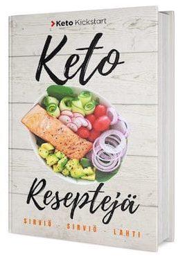 Keto Reseptit - Ketogeenisen ruokavalion reseptit